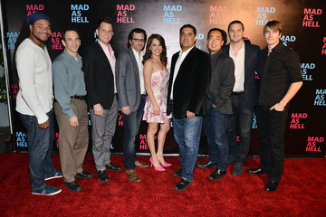 Steven Oh 'Mad As Hell' Premieres in LA
