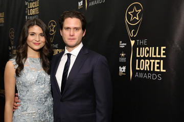Steven Pasquale 32nd Annual Lucille Lortel Awards - Arrivals