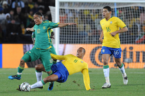 Brazil v South Africa - FIFA Confederations Cup Semi Final