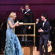 Steven Reineke The New York Pops: Darren Criss and Betsy Wolfe in Concert - New York, NY