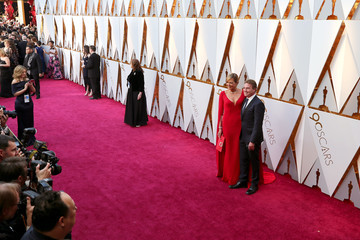 Steven Rogers 90th Annual Academy Awards - Arrivals