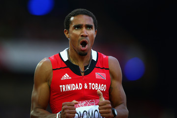 Steven Solomon 20th Commonwealth Games: Athletics