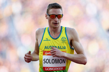 Steven Solomon Athletics - Commonwealth Games Day 4