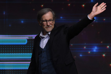 Steven Spielberg Comic-Con International 2017 - Warner Bros. Pictures Presentation