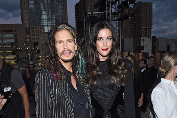 Steven Tyler Givenchy - Front Row - Spring 2016 New York Fashion Week