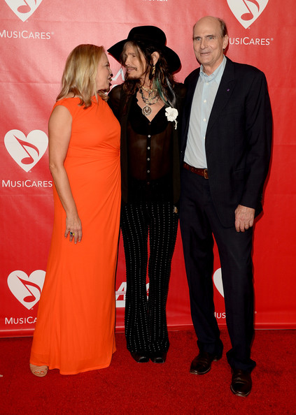 The 2014 MusiCares Person Of The Year Gala Honoring Carole King - Arrivals