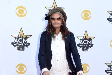Steven Tyler 50th Academy Of Country Music Awards - Arrivals