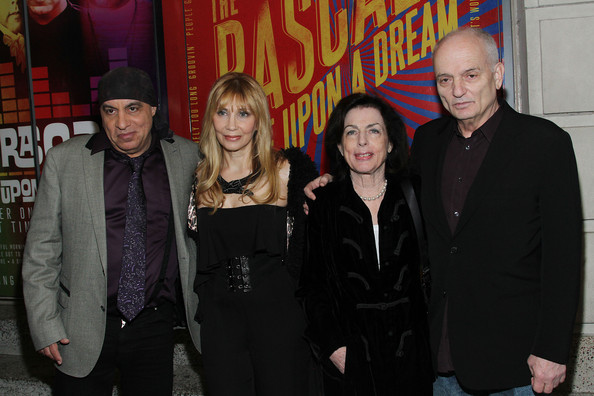 Arrivals at 'The Rascals' Opening Night