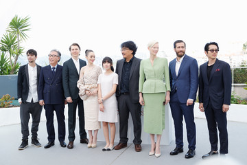 Steven Yeun 'Okja' Photocall - The 70th Annual Cannes Film Festival
