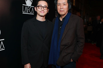 Steven Yeun 44th Annual Los Angeles Film Critics Association Awards - Red Carpet