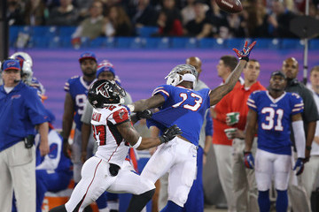 Stevie Johnson Bills 2013