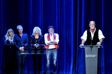 Stevie Nicks John McVie 60th Annual GRAMMY Awards - MusiCares Person Of The Year Honoring Fleetwood Mac - Show