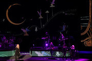 Singer/songwriter Stevie Nicks (L) performs during the grand opening of Park Theater at Monte Carlo Resort and Casino on December 17, 2016 in Las Vegas, Nevada.