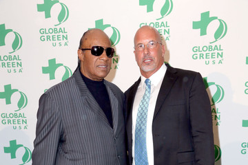 Stevie Wonder Global Green USA Honors Bishop Desmond Tutu, Performing Artist Prince Ea and Others At 19th Annual Millennium Awards