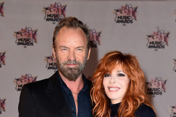 Sting 17th NRJ Music Awards - Red Carpet Arrivals at Palais Des Festivals In Cannes