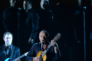 Sting 2014 Tony Awards - Show