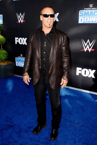 WWE 20th Anniversary Celebration Marking Premiere Of WWE Friday Night SmackDown On FOX
