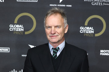 Sting 2019 Global Citizen Prize at The Royal Albert Hall - Red Carpet