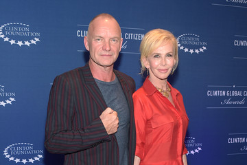 Sting 8th Annual Clinton Global Citizen Awards - Arrivals