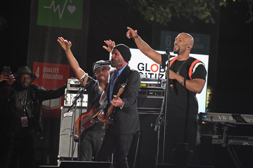 Sting 2015 Global Citizen Festival in Central Park to End Extreme Poverty By 2030 - Show