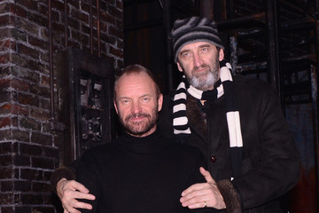 Sting Sting Joins 'The Last Ship'