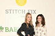 Co-Presidents of Baby2Baby Kelly Sawyer Patricof and Norah Weinstein attend the Stitch Fix Kids x Baby2Baby PJ Party at The Wonder on May 30, 2019 in New York City.