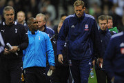 Peter Crouch Jermain Defoe Photos Photo