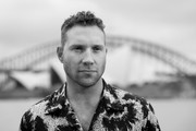 (Editor's Note: This image has been converted to black and white.) Jai Courtney attends the Sydney premiere of Storm Boy on January 10, 2019 in Sydney, Australia.