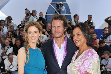 PILAR LOPEZ The Strange Case Of Angelica - Photocall:63rd Cannes Film Festival