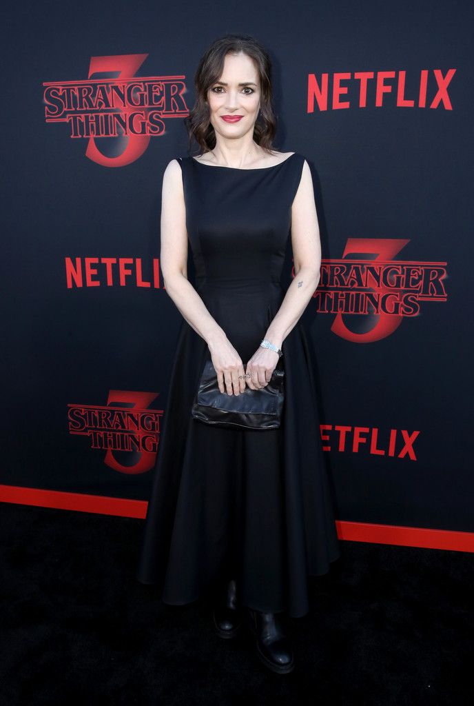Image result for winona ryder zimbio 2019