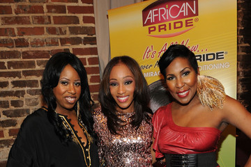Ebony Steele Strength of Nature Presents African Pride Haircare Relaunch And My Pride. My Way Campaign - Hosted By Toccara Jones and Lance Gross