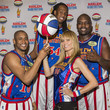 Stretch Middleton Harlem Globetrotters 2014 World Tour