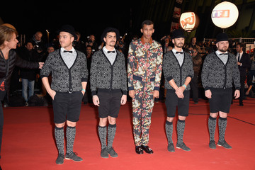 Stromae 16th NRJ Music Awards - Red Carpet Arrivals