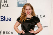 """Actress Allie Grant attends """"Struck By Lightning"""" Premiere during the 2012 Tribeca Film Festival at the Borough of Manhattan Community  College on April 21, 2012 in New York City."""