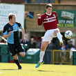 Stuart Lewis Wycombe Wanderers v Northampton Town