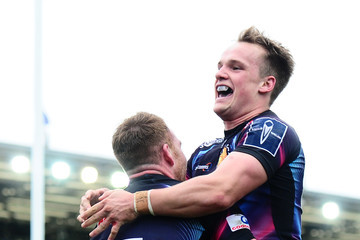 Stuart Townsend Exeter Chiefs v Harlequins - Anglo-Welsh Cup: Semi Final