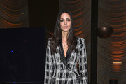 Sofia Resing attends the Stuart Weitzman FW18 Presentation and Cocktail Party at The Pool on February 8, 2018 in New York City.