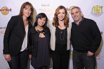 Glenn Lehrman StubHub Mom's Night Out Luncheon With Alyson Hannigan