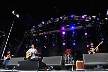 Sturgill Simpson Musicians Perform at the Firefly Music Festival 2015