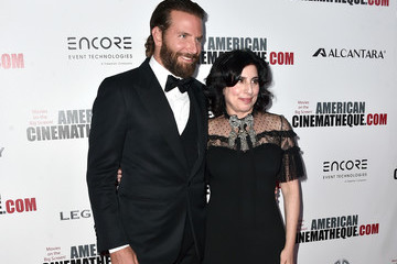 Sue Kroll Bradley Cooper 30th Annual American Cinematheque Awards Gala - Arrivals
