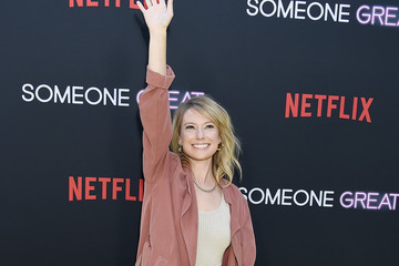 Sugar Lyn Beard Los Angeles Special Screening Of Netflix's 'Someone Great' - Arrivals