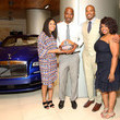 Quentin Richardson and Joy Glover Photos