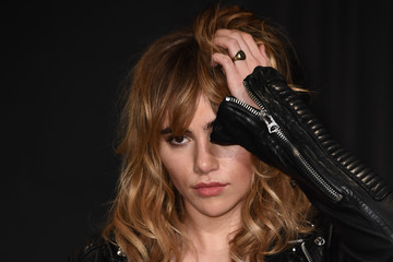 Suki Waterhouse Burberry February 2017 Show - Arrivals