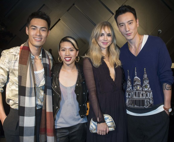 Burberry Art of the Trench in Taipei Event