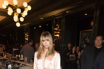 Suki Waterhouse Mister C For The 'Assassination Nation' Premiere Party