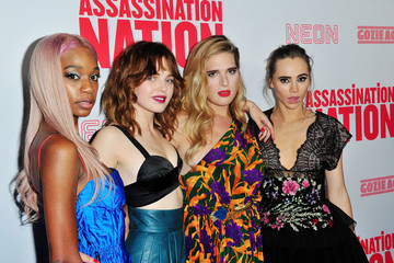 Suki Waterhouse Odessa Young Premiere Of Neon And Refinery29's 'Assassination Nation' - Arrivals
