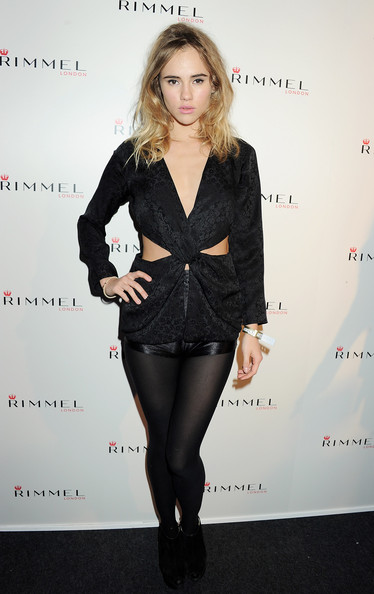 Suki Waterhouse - Rimmel Hosts Party For Original London Girl Kate Moss