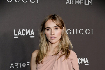 Suki Waterhouse 2019 LACMA Art And Film Gala Honoring Betye Saar And Alfonso Cuarón - Red Carpet