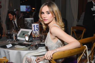 Suki Waterhouse Joel Edgerton and Friends Host the Inaugural Fundraising Gala for The Fred Hollows Foundation in Los Angeles Presented by Casa Noble Tequila