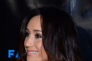 Actress Maggie Q arrives at Summit Entertainment's press event for the movies 'Ender's Game' and 'Divergent' at the Hard Rock Hotel San Diego on July 18, 2013 in San Diego, California.